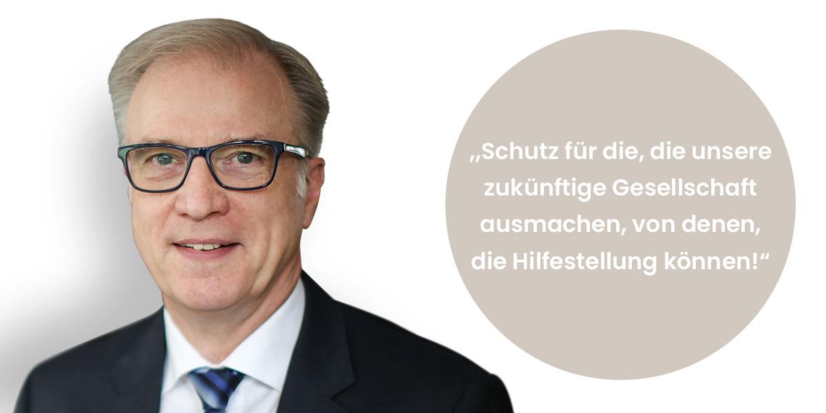 Rolf Baumgarten, Vorstand/Schatzmeister
